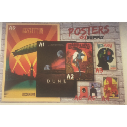 Posters (Large A0, A1, A2)
