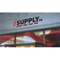 Shop Fronts/Interior Signs