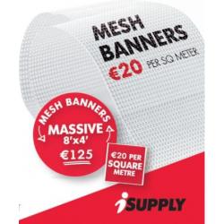 Mesh Banner (8*4ft)