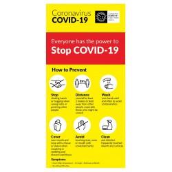 Covid Safety Corriboard