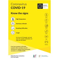 HSE Signs - Symptoms