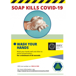CIF - Soap kills