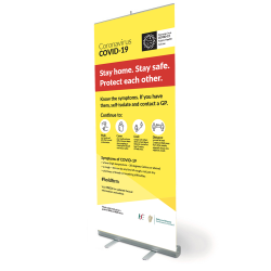 Roll-Up Covid-19 HSE Roll...