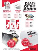 This Months Specials!